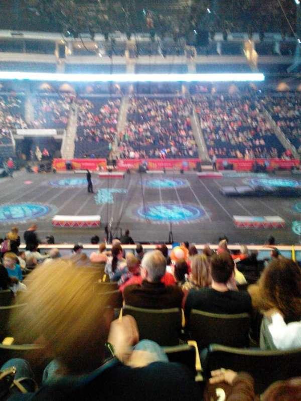Infinite Energy Arena, Abschnitt: 104, Reihe: M, Platz: 11