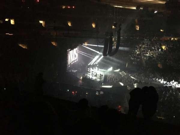 Madison Square Garden, Abschnitt: 222, Reihe: 7, Platz: 11