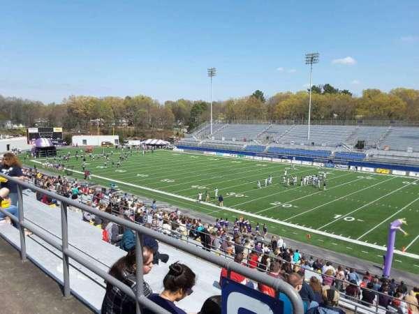 Braly Stadium, Abschnitt: G, Reihe: 30, Platz: 39