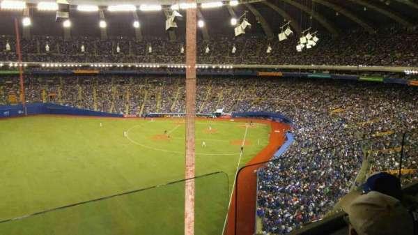 Olympic Stadium, Montreal, Abschnitt: 442, Reihe: BB, Platz: 1