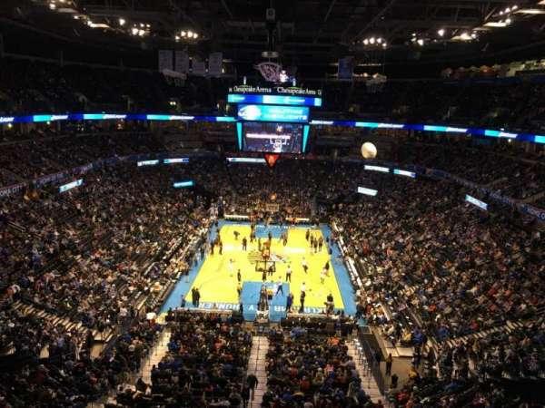 Chesapeake Energy Arena, Abschnitt: 316