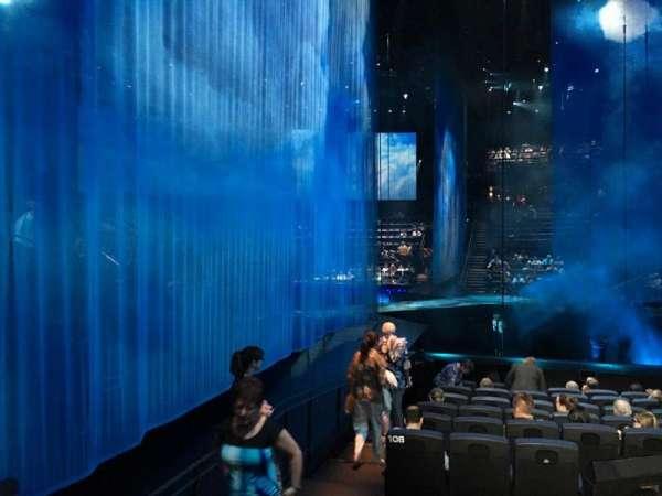 Love Theatre - The Mirage, Abschnitt: 208, Reihe: N
