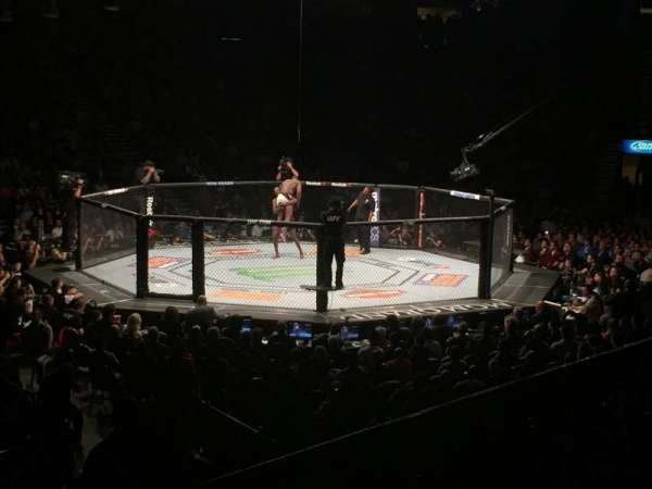 MGM Grand Garden Arena, Abschnitt: 17, Reihe: R, Platz: 1