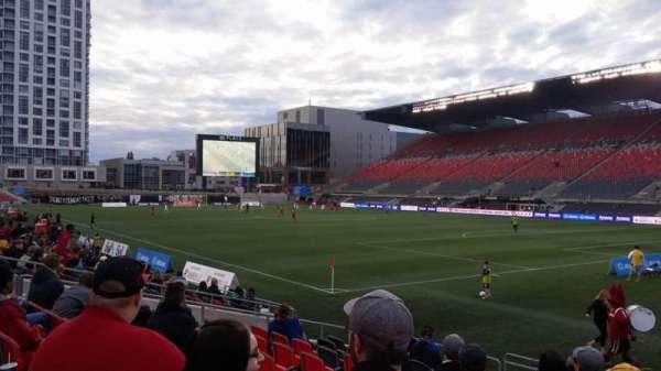 TD Place Stadium, Abschnitt: L, Reihe: 13, Platz: 14