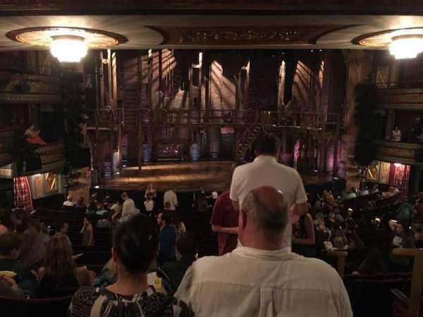 Richard Rodgers Theatre, Abschnitt: Orch, Reihe: S, Platz: 1