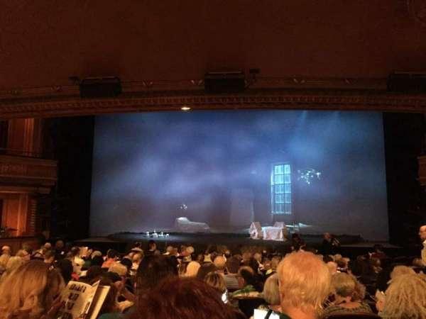 American Airlines Theatre, Bereich: Orchestra C, Reihe: O, Platz: 106
