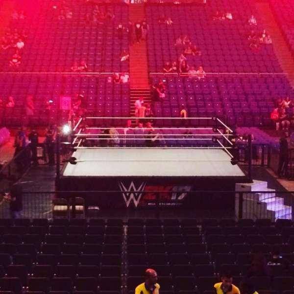 The O2 Arena, Abschnitt: 111, Reihe: N, Platz: 338