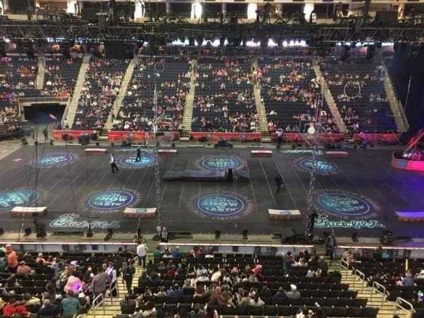 Infinite Energy Arena, Abschnitt: 206, Reihe: A, Platz: 11