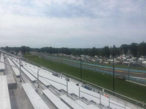 Watkins Glen International, Abschnitt: Jackie Stewart section 2, Reihe: 26, Platz: 19