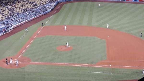 Dodger Stadium, Abschnitt: 12RS, Reihe: BB, Platz: 3