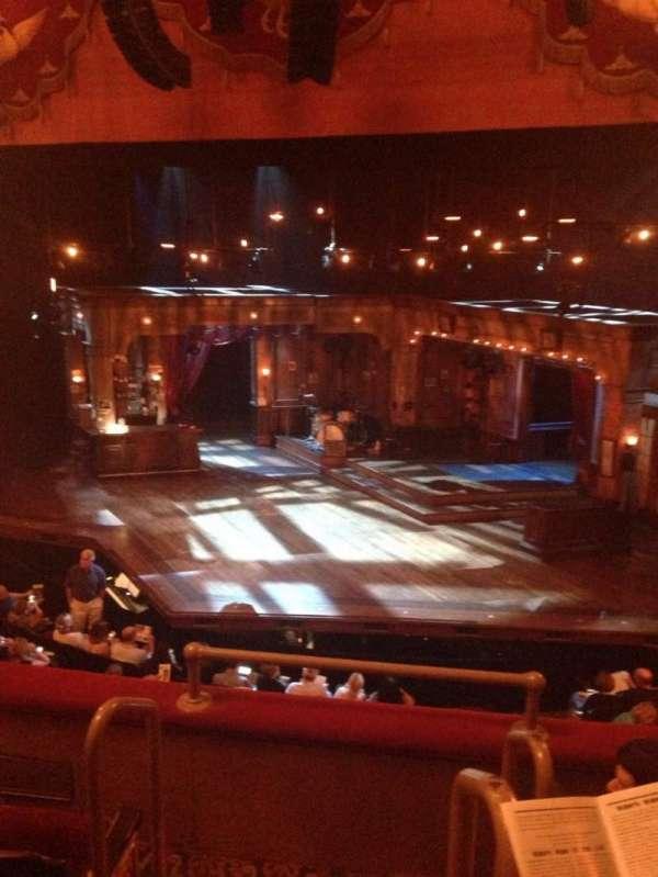 Bernard B. Jacobs Theatre, Abschnitt: Mezz Right, Reihe: D, Platz: 2
