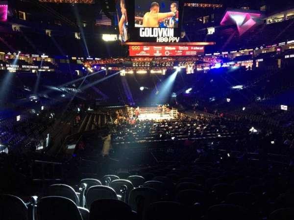 T-Mobile Arena, Abschnitt: 20, Reihe: N, Platz: 5