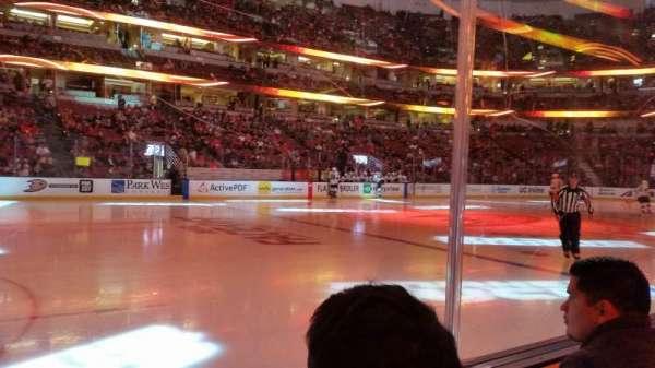 Honda Center, Abschnitt: 224, Reihe: B, Platz: 8