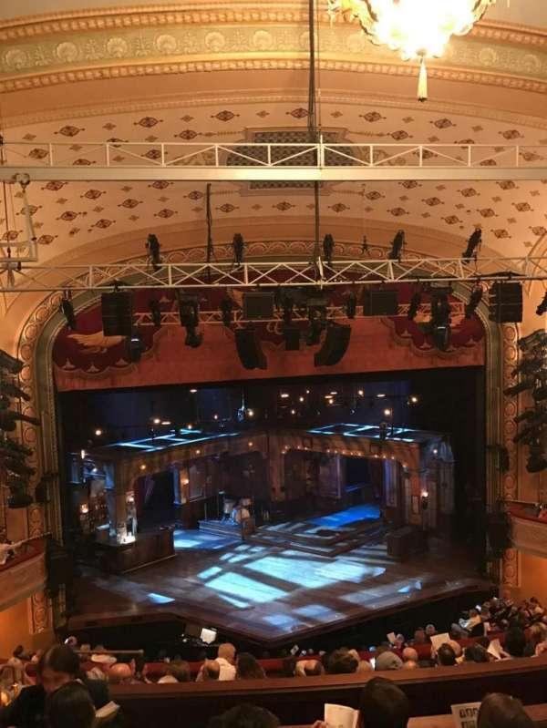 Bernard B. Jacobs Theatre, Abschnitt: Mezzanine Center, Reihe: H, Platz: 113