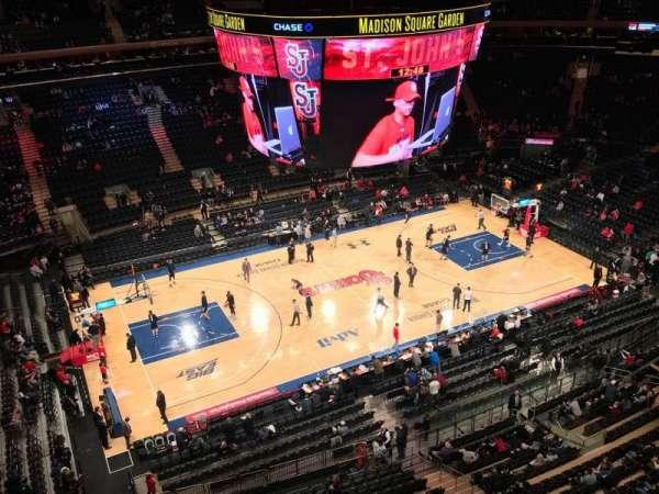 Madison Square Garden Abschnitt 312 Heimat Von New York Rangers