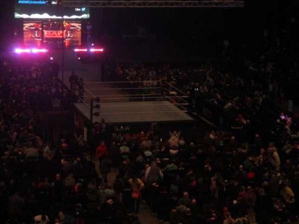 Nassau Veterans Memorial Coliseum, Abschnitt: 215, Reihe: 4, Platz: 2