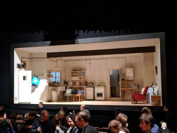 Samuel J. Friedman Theatre, Abschnitt: Center, Reihe: K, Platz: 112