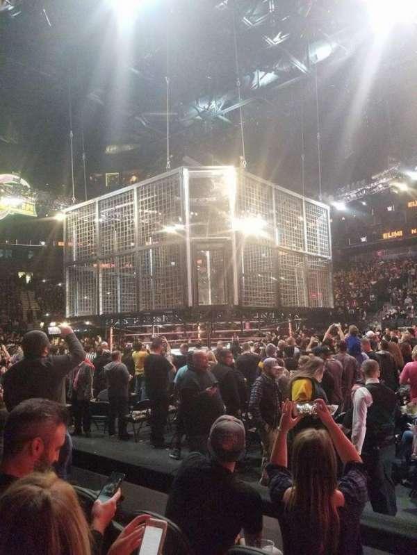 T-Mobile Arena, Abschnitt: 16, Reihe: CC, Platz: 21
