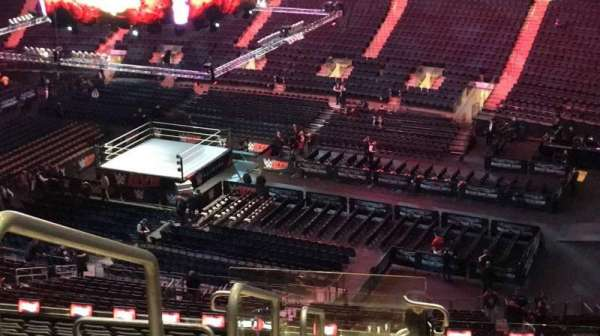 Madison Square Garden, Abschnitt: 214, Reihe: 18, Platz: 1