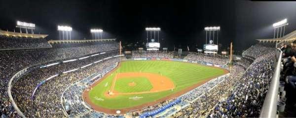 Dodger Stadium, Abschnitt: 12TD, Reihe: A, Platz: 2