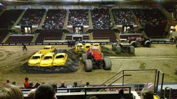 Cross Insurance Arena, Abschnitt: V, Reihe: 15, Platz: 3