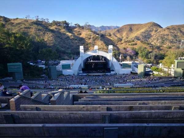 Hollywood Bowl, Abschnitt: S, Reihe: 10, Platz: 121