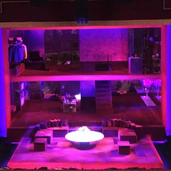 Booth Theatre, Abschnitt: Mezz center, Reihe: C, Platz: 108
