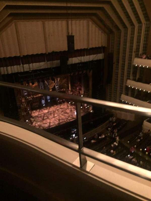 The Smith Center, Abschnitt: Balcony, Reihe: 102, Platz: 102