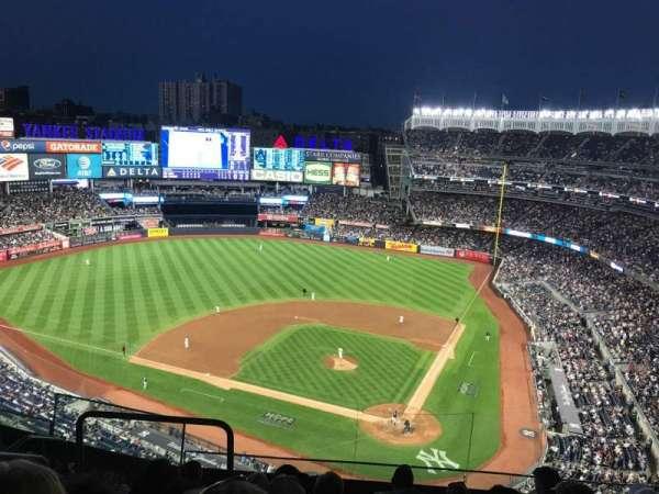 Yankee Stadium, Abschnitt 421, Heimat von New York Yankees ...