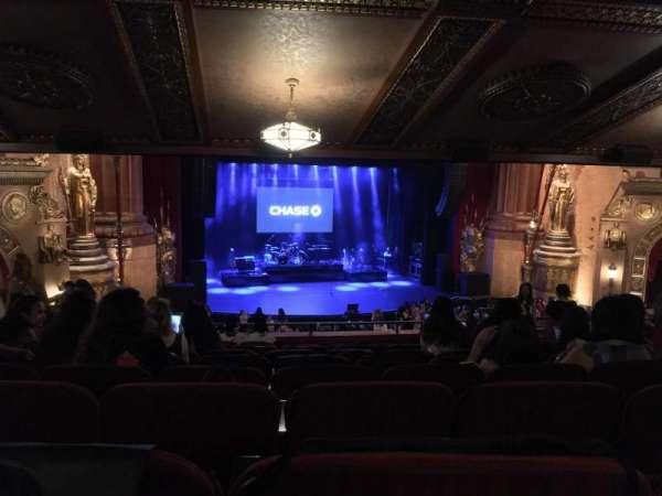 Beacon Theatre, Abschnitt: LOGE1, Reihe: K, Platz: 3
