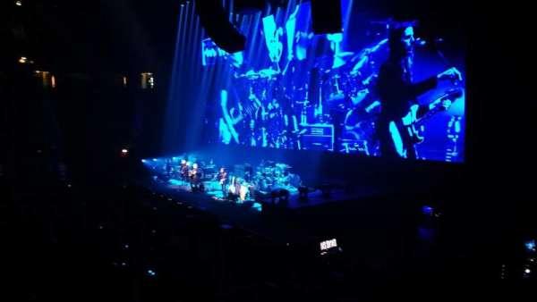 Manchester Arena, Abschnitt: 115, Reihe: N, Platz: 15