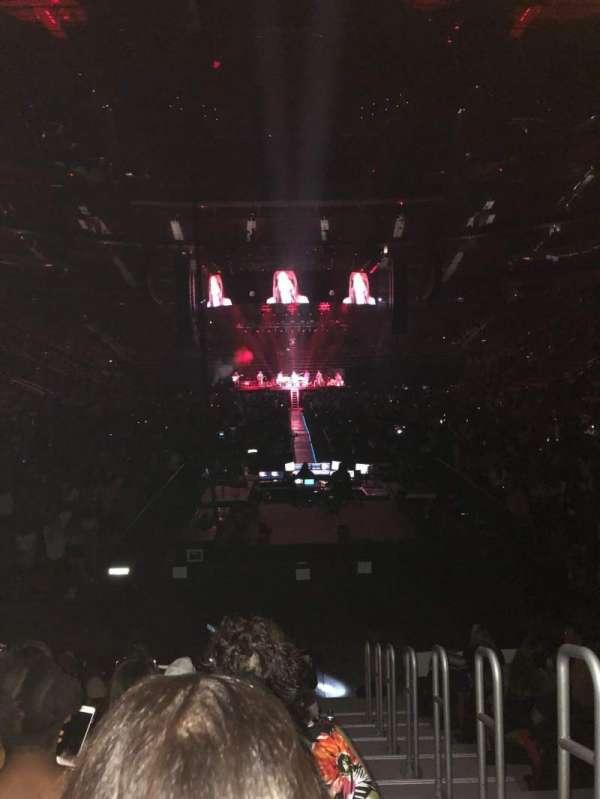Little Caesars Arena, Abschnitt: 116, Reihe: 10, Platz: 1