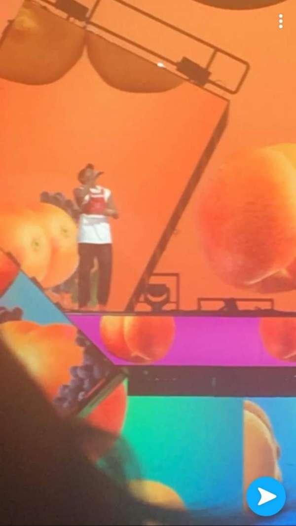 Jiffy Lube Live, Abschnitt: 102, Reihe: F, Platz: 36