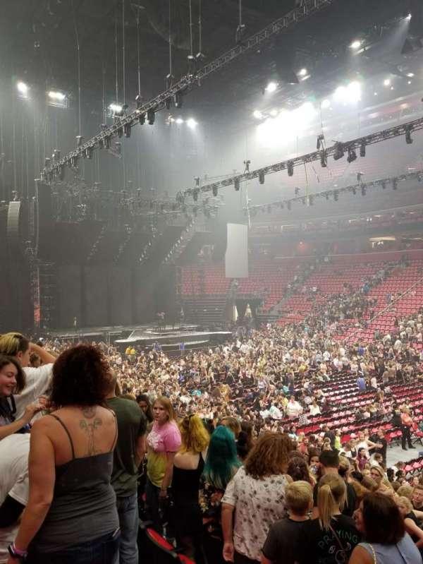 Little Caesars Arena, Abschnitt: 119, Reihe: 14, Platz: 10