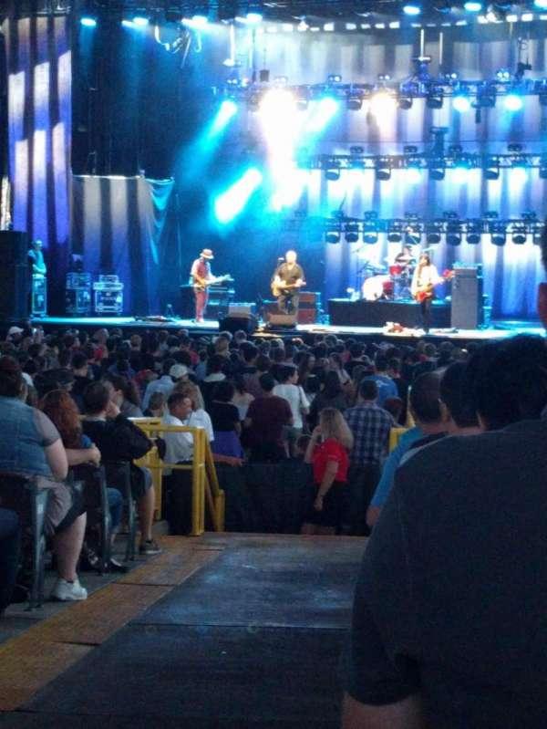 Jiffy Lube Live, Abschnitt: 101, Reihe: R, Platz: 55