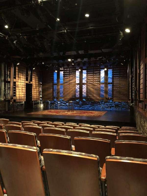 Cherry Lane Theatre, Reihe: H, Platz: 1
