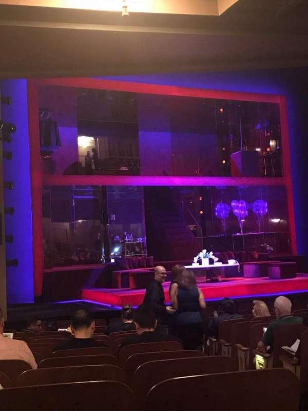 Booth Theatre, Abschnitt: Left Orchestra, Reihe: N, Platz: 5