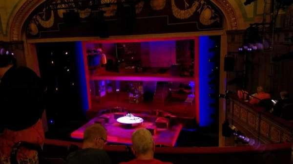 Booth Theatre, Abschnitt: MEZZO, Reihe: E, Platz: 6