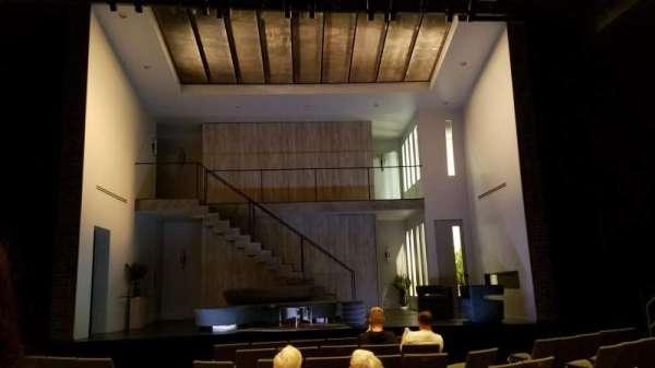 Laura Pels Theatre, Abschnitt: Orchestra, Reihe: K, Platz: 109