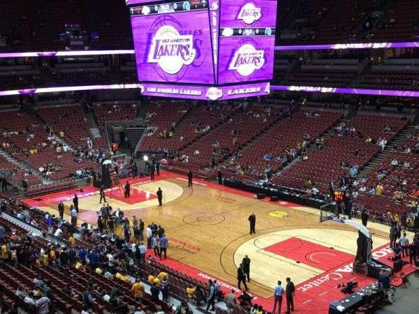 Honda Center, Abschnitt: 428, Reihe: A, Platz: 15