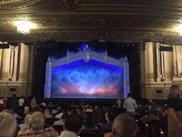 Boston Opera House, Abschnitt: Orchestra, Reihe: S, Platz: 101