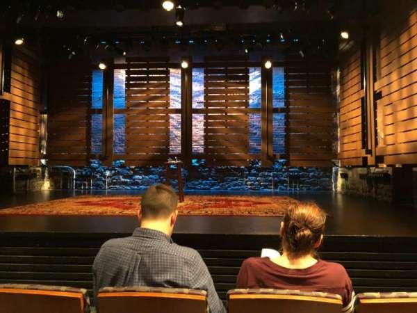 Cherry Lane Theatre, Abschnitt: Orch, Reihe: C, Platz: 6