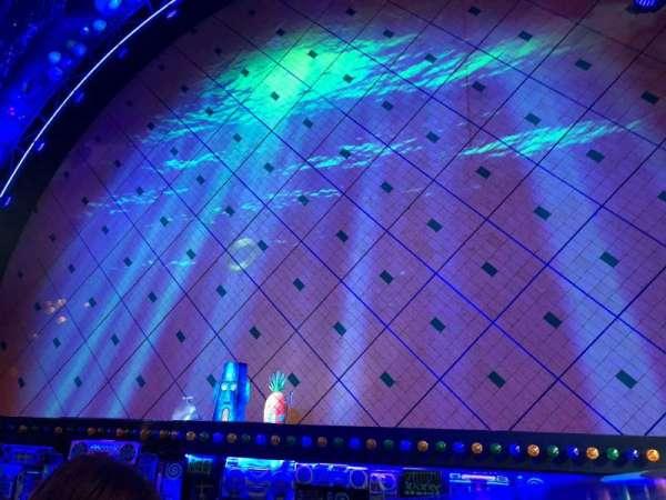 Palace Theatre (Broadway), Abschnitt: Orchestra, Reihe: C, Platz: 114