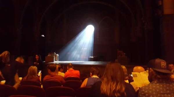 Lyric Theatre, Abschnitt: Orchestra R