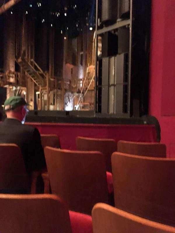 The Kennedy Center Opera House, Abschnitt: Orch r, Reihe: H, Platz: 20
