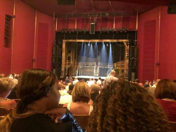 The Kennedy Center Opera House, Abschnitt: Orchestra, Reihe: CC, Platz: 107