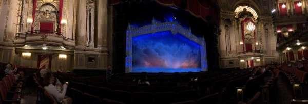 Boston Opera House, Abschnitt: ORCHLC, Reihe: D, Platz: 5