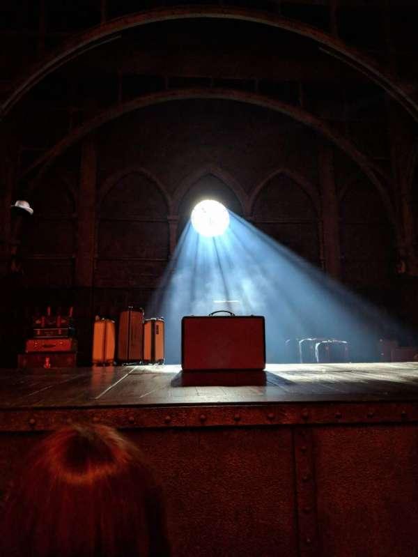 Lyric Theatre, Abschnitt: Orchestra L, Reihe: A, Platz: 1