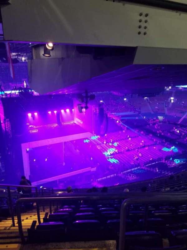 Scotiabank Arena, Abschnitt: 311, Reihe: 17, Platz: 32