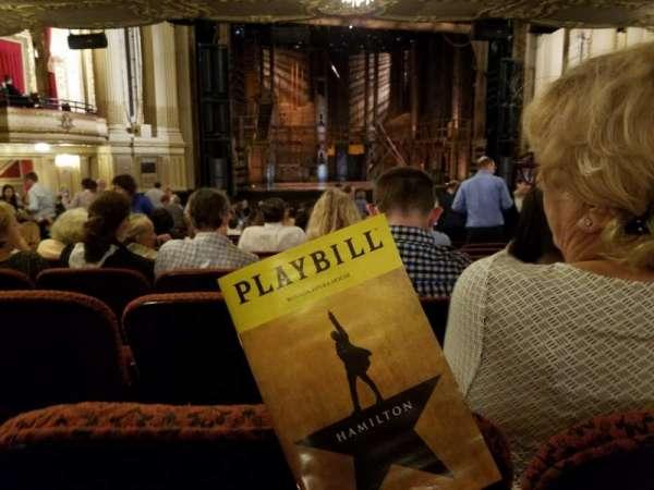 Boston Opera House, Abschnitt: Orchestra Left Center, Reihe: U, Platz: 13